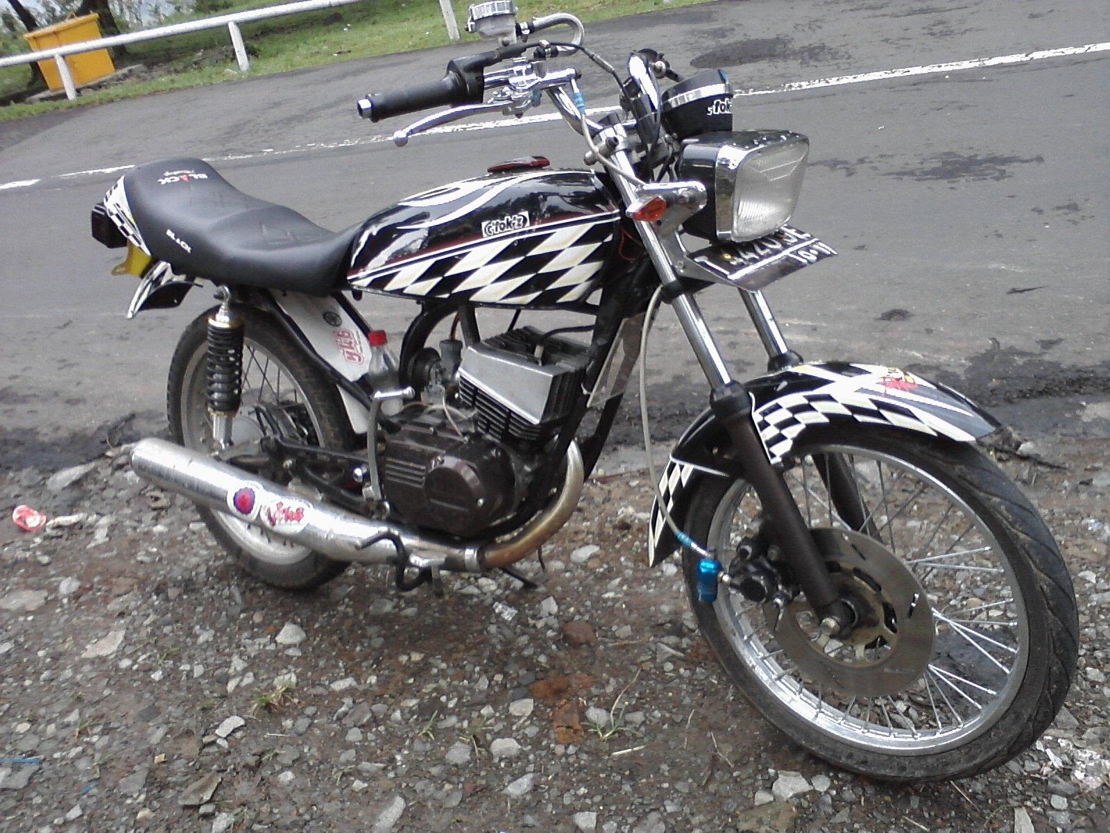 contoh modifikasi motor rx king bandung 6